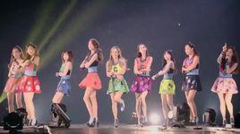 gee (japanese version) (japan 3rd tour love & peace) - snsd