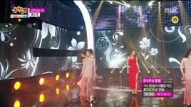 cheer up (150103 music core) - hong jin young
