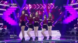 up & down (150102 music bank) - exid