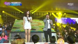 break up to make up (mbc gayo daejun 2014) - huh gak, eun ji (a pink)