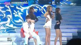 erase (mbc gayo daejun 2014) - hyolyn, joo young