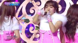 luv (acoustic) & mr. chu (mbc gayo daejun 2014) - a pink