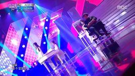miniskirt (acoustic) & like a cat (mbc gayo daejun 2014) - aoa