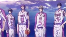 punky funky love (kuroko no basket season 3 opening) - granrodeo