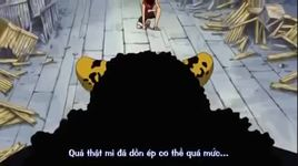 luffy vs rob lucci cp9 - one piece