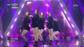 up & down (150116 music bank) - exid