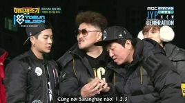 hit maker (season 2 - tap 3) (vietsub) - jackson (got7), big byung