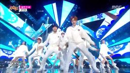 the winter's tale (150117 music core) - btob