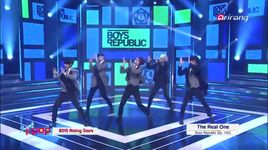 the real one (150102 simply kpop) - boys republic