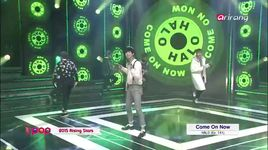come on now (150102 simply kpop) - halo