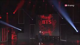 war of hormone (150102 simply kpop) - bts (bangtan boys)