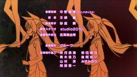 heart pattern (nisekoi ending) - toyama nao