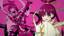 the bravery (magi labyrinth of magic ending 2) - supercell