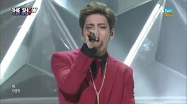 deja boo, crazy (150120 the show) - jong hyun (shinee)