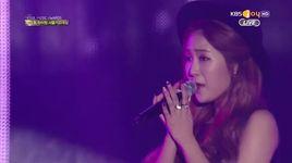some (150122 seoul music awards) - soyou, junggigo