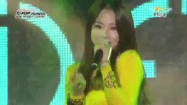 up & down (4th gaon chart k-pop awards) - exid