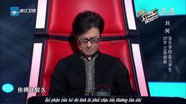 anh biet em rat buon (the voice of china 2014) (vietsub) - luu kha