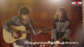 the day i met you (vietsub) - min hyo rin, jin young (b1a4), baro (b1a4)