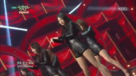 september seventeenth & drama (150123 music bank) - nine muses
