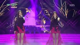 cry again (150130 music bank) - davichi