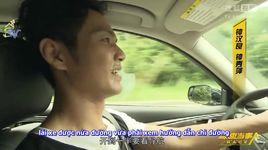 phong van doi chung han luong - amazing race (tap 1) - v.a
