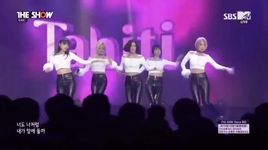 phone number (150127 the show) - tahiti