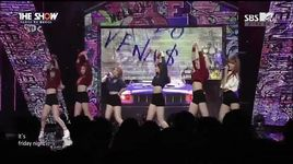 wiggle wiggle (150113 the show) - hello venus