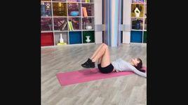 tap yoga cung gai han - v.a