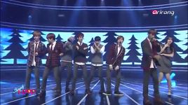 the winter's tale (150123 simply kpop) - btob