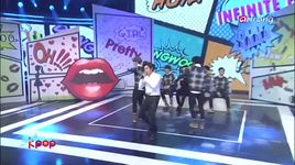 pretty (150213 simply kpop) - infinite h