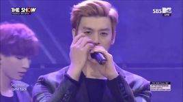 playground (150203 the show) - u-kiss