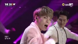 deja boo (150203 the show) - jong hyun (shinee)