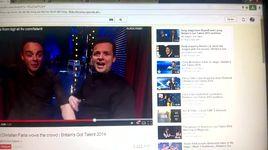 giai ma ao thuat toc do britain's got talent 2014 - v.a