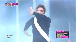 hallelujah (150207 music core) - jong hyun (shinee)