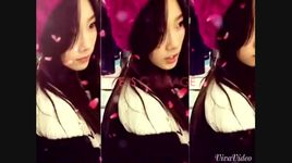 i love you (fanmade clip) - tae yeon (snsd)