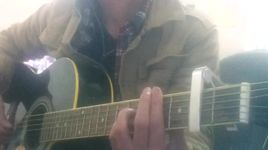 xuan ve cho cay xanh la cover - guitar