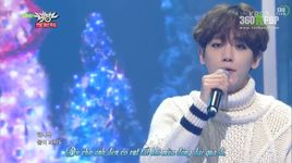 december, 2014 (the winter's tale) ( 141219 music bank) (vietsub) - exo