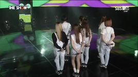 just go (150303 the show) - sonamoo