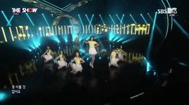 glass bead (150303 the show) - gfriend