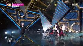 lost memory (150307 music core) - boyfriend