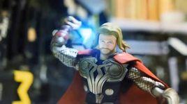 iron man vs thor - v.a