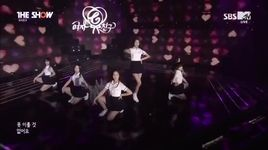 glass bead (150310  the show) - gfriend