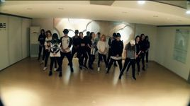 crazy (dance practice) - 4minute