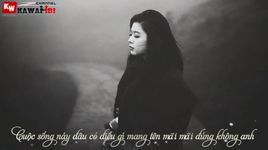 mat em anh buon khong (lyrics) - nana nguyen