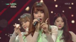 drama (150227 music bank) - nine muses