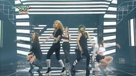 crazy (150227 music bank) - 4minute
