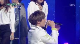 growing pains (150313 music bank) - eun hyuk (super junior), dong hae (super junior)