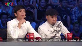 xuy van gia dai - duc vinh (chung ket 1 vietnam's got talent 2015) - v.a