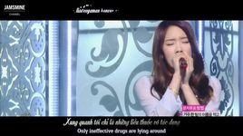moonlight (lyrics) - tae yeon (snsd)