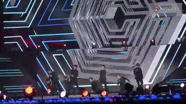 overdose (music bank in hanoi) - exo